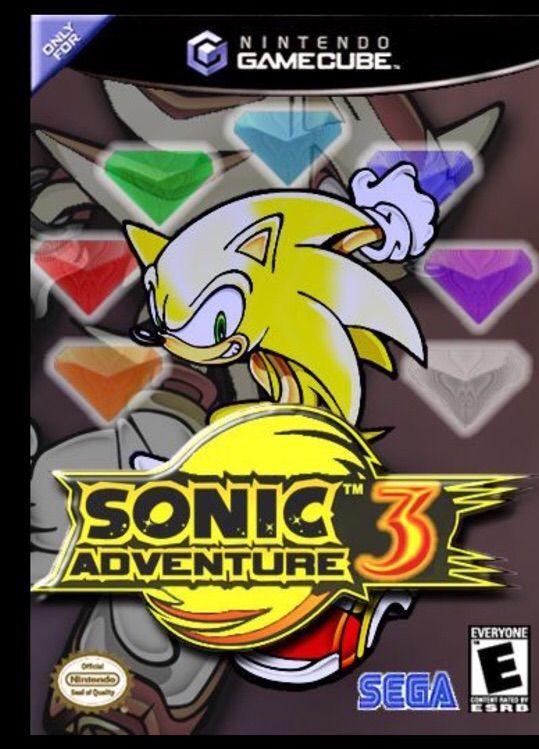 Sonic Adventure 3: Sonics Story Episode 1 | Sonic the