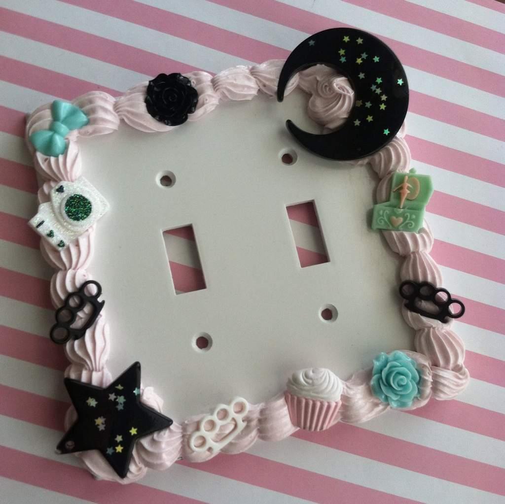 Custom Light Switch Plates Amazing Custom Light Switch Plate  Crafty Amino Design Decoration