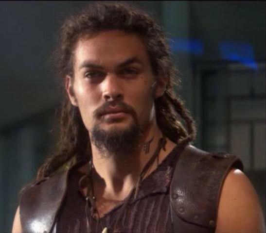 Jason Momoa Knives: Stargate Amino