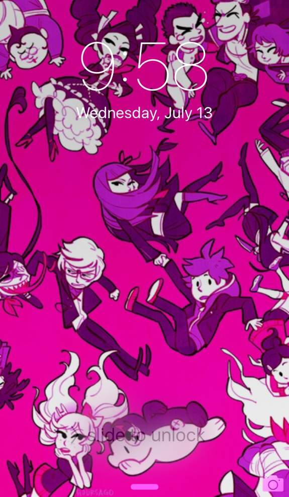 I Dont Know How But Got Myself A New Wallpaper For My Phone And It Looks Cute