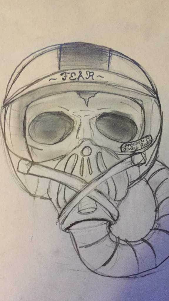 Air Force Drawing