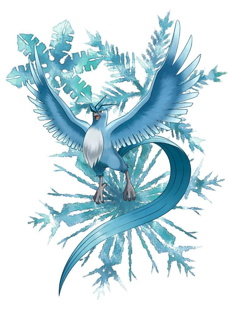 how to get articuno in pokemon go