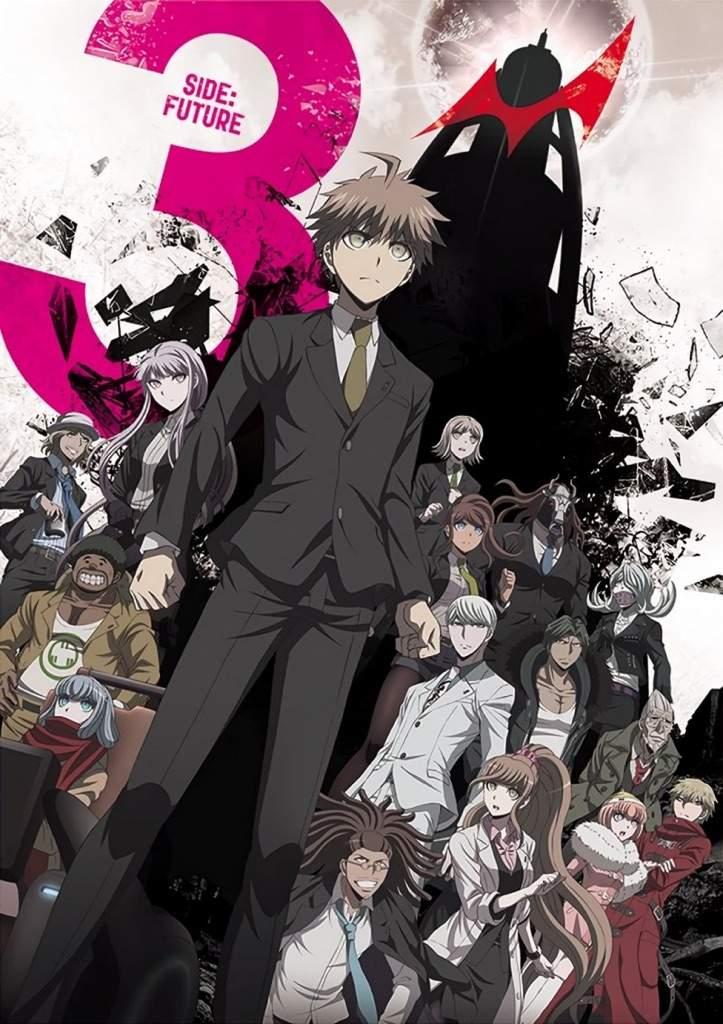 Danganronpa Anime Historia