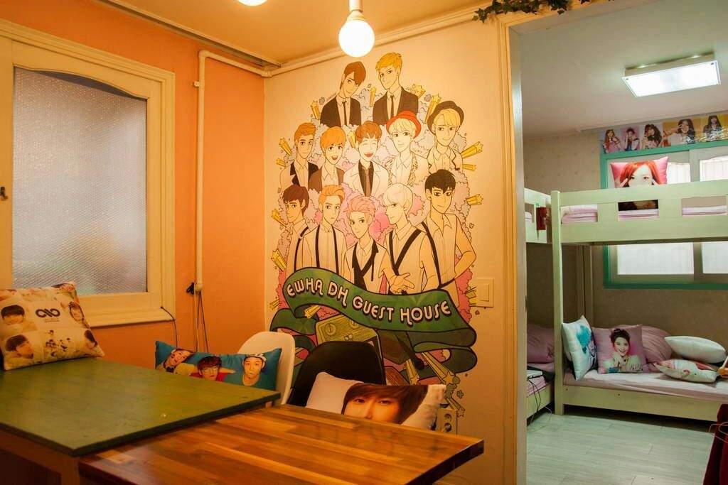 Ideas cuarto al estilo kpop k pop amino for 6 cuartos decorados con estilo
