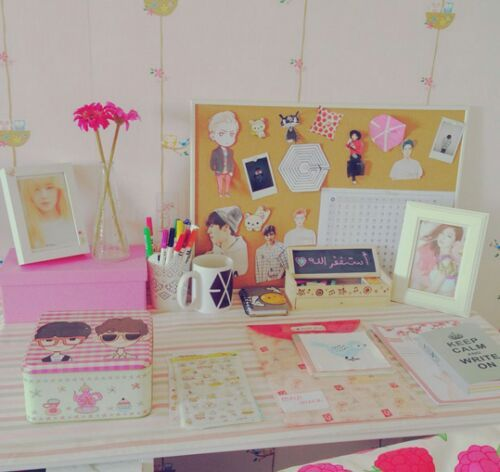 Ideas cuarto al estilo kpop k pop amino for Cuartos decorados kawaii