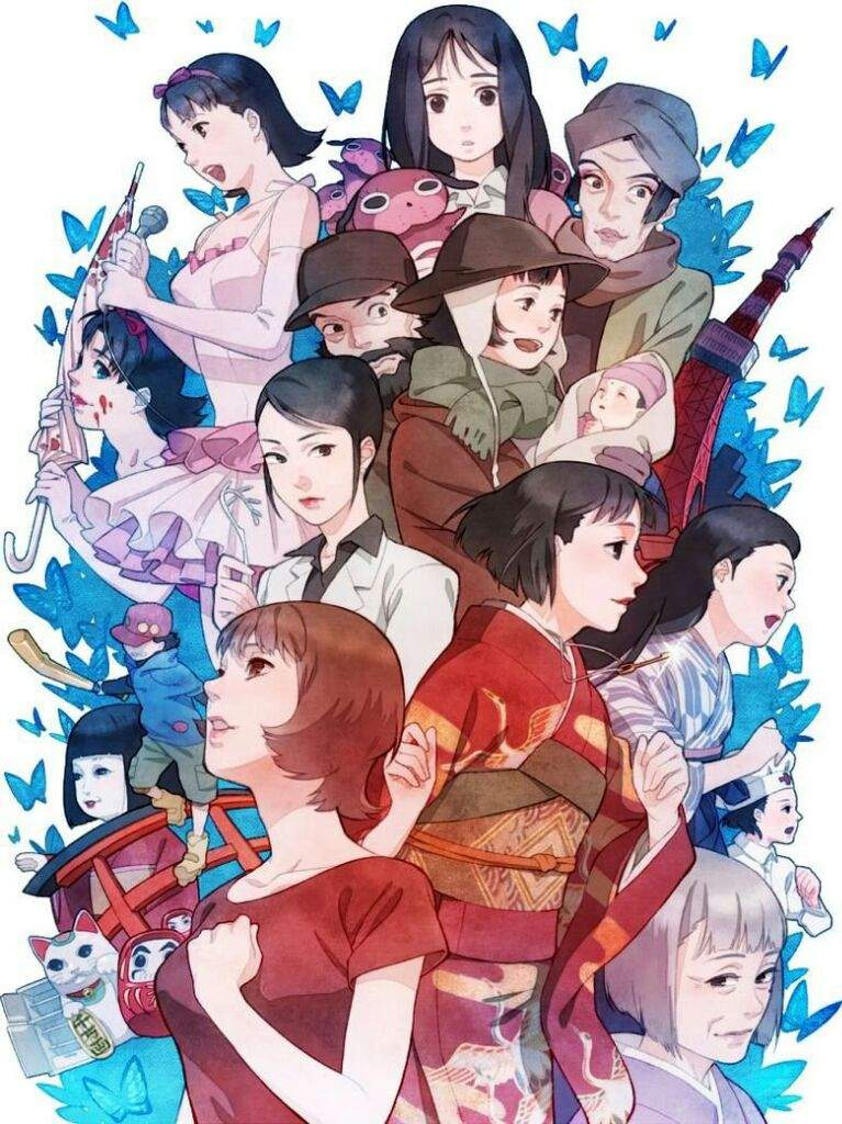 satoshi kon's critique on society's desire This week on demand: 07/07/2013 2  satoshi kon was another filmmaker that only made a handful of flicks,  the selling point of all of kon's films is simple:.