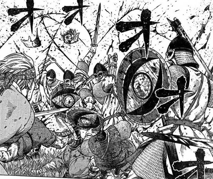 Vagabond Manga Reccomendation: Manga Recommendation: Vinland Saga