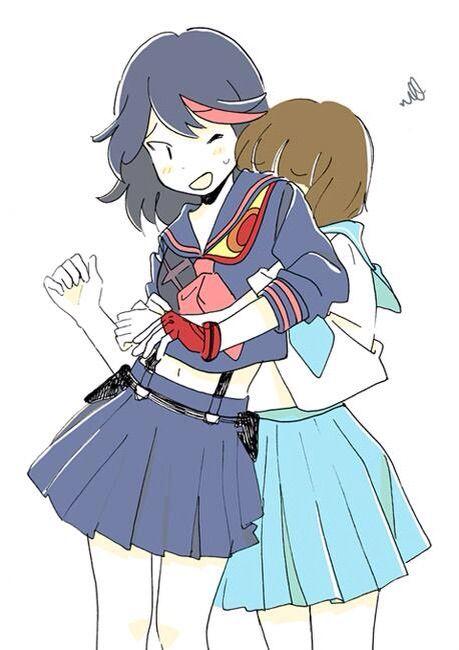 Which Ship Is Better Ryuko X Mako Or Ryuko X Satsuki