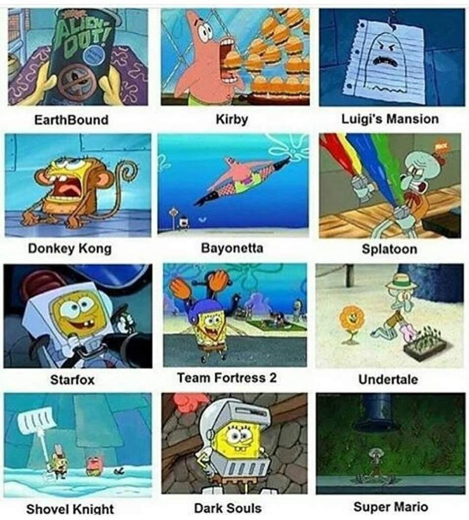 Im here to bring you some spongebob memes