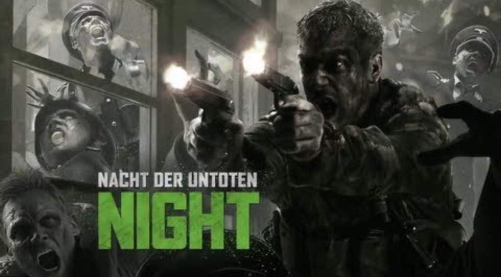 Nacht der untoten wiki call of dutynazi zombies amino this is the first map of many it is the creator of the amazing zombie community this map is as barebones as you can get 3 barriers 1 box location gumiabroncs Images