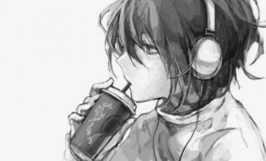how to draw anime boy with headphones 33520 loadtve