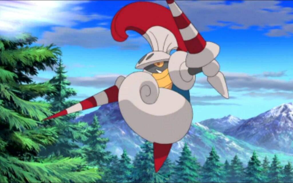 Resultado de imagen de Escavalier pokemon