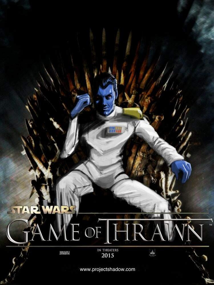 Grand Admiral Thrawn Star Wars Amino