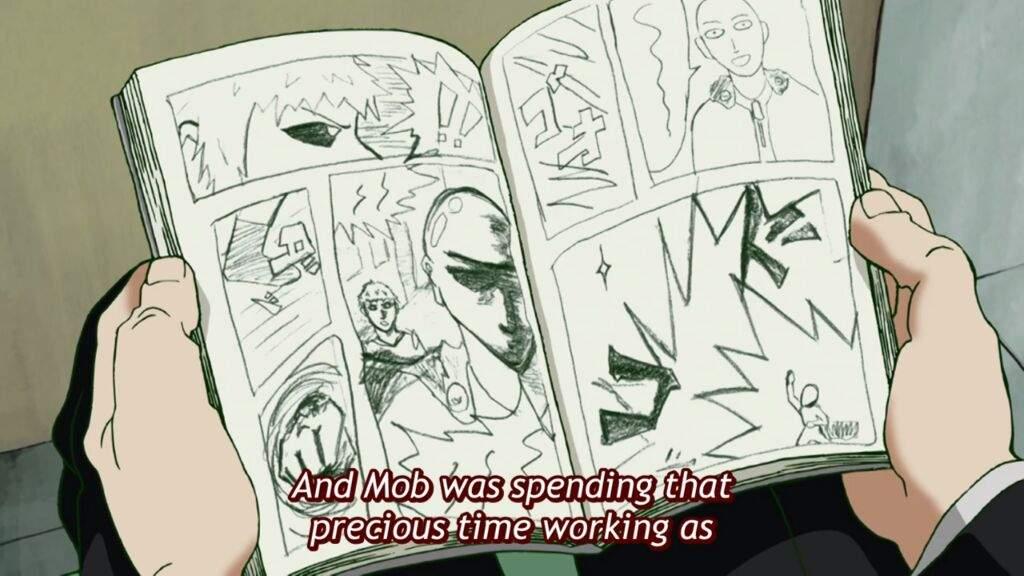 Rewatch] Mob Psycho 100 - Episode 1 : anime