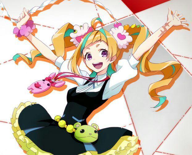 Las 10 Mejores Chicas De Anime Con Cabello Bicolor Anime Amino