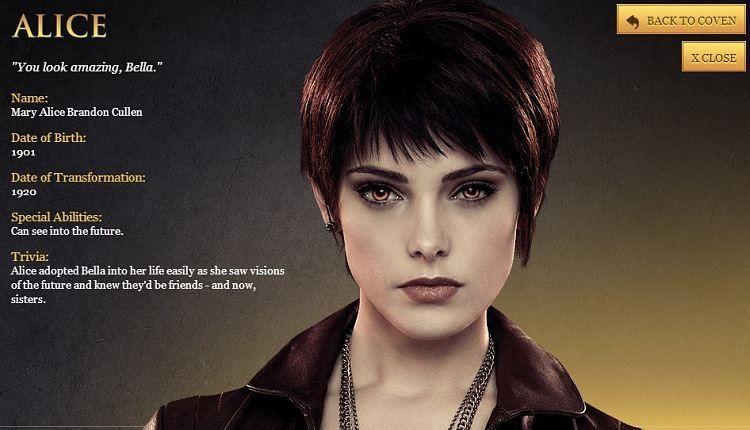 Alice Cullen | Wiki | The Twilight Saga Amino