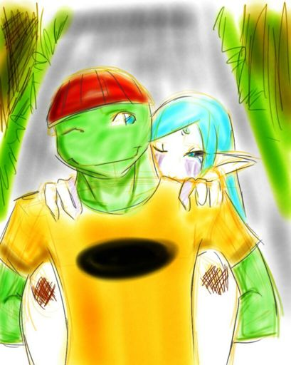 Fanfic,chapter 2, Tmnt: SotM, The dreamless world, part 1