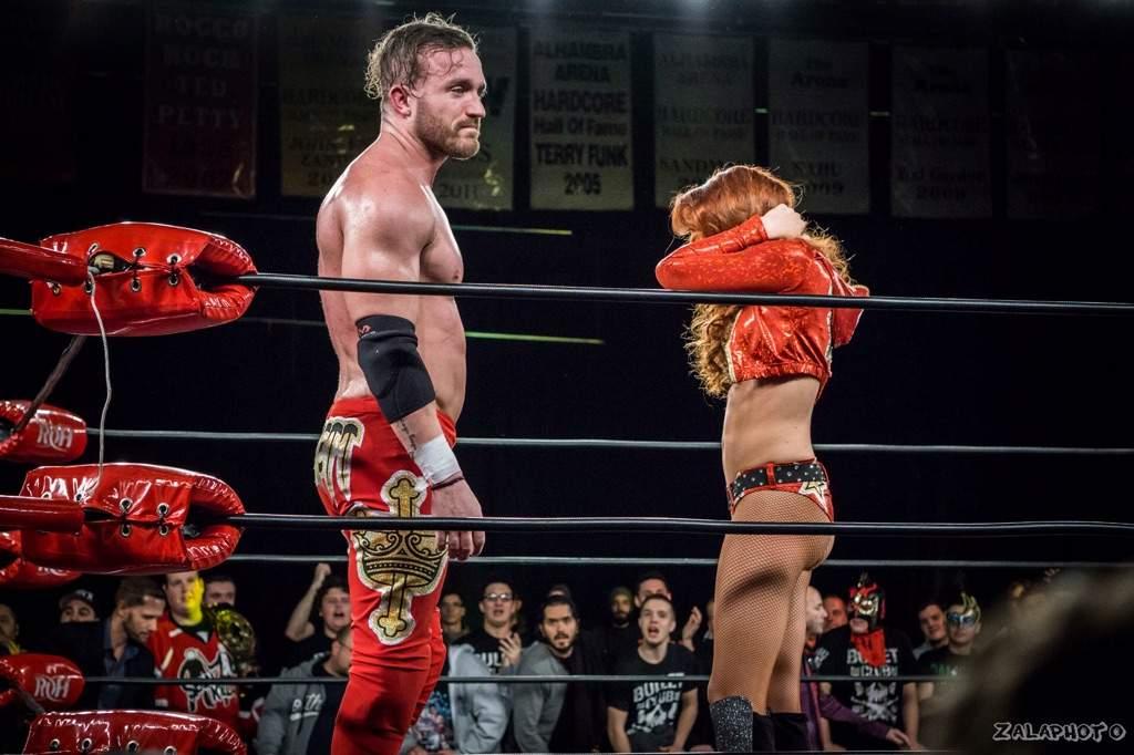 Mike Bennett e Maria Kanellis comentam sobre retorno à ROH e tecem duras críticas a WWE