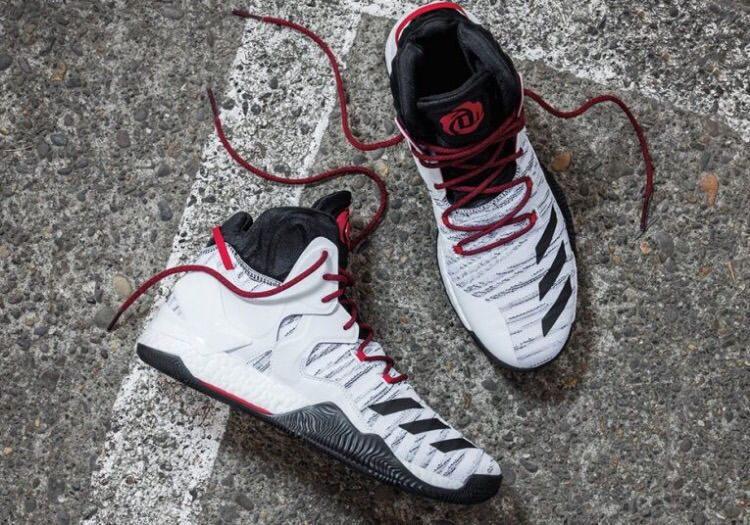 The adidas D Rose 7 is available in Solar Red on August 11th with  additional colors dropping throughout the season fa7121df82