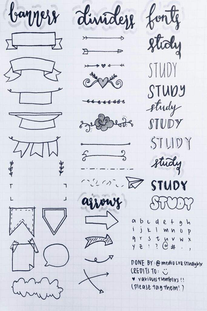 Banners | Wiki | •Studyblr• Amino