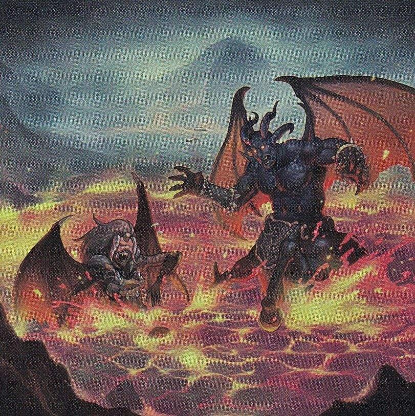 Image result for evil devil; card games wiki