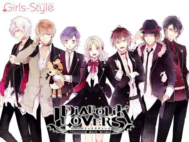 Anime Diabolik Lovers