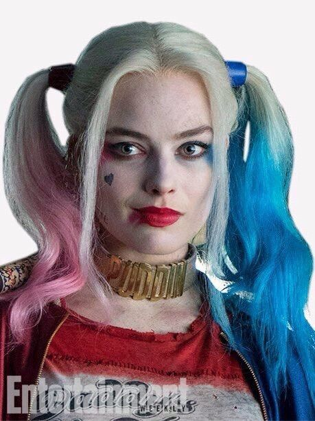 Dye My Hair For Squad Harley