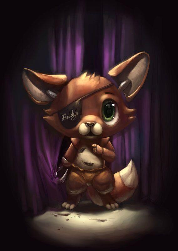 cutest foxy five nights at freddy s amino