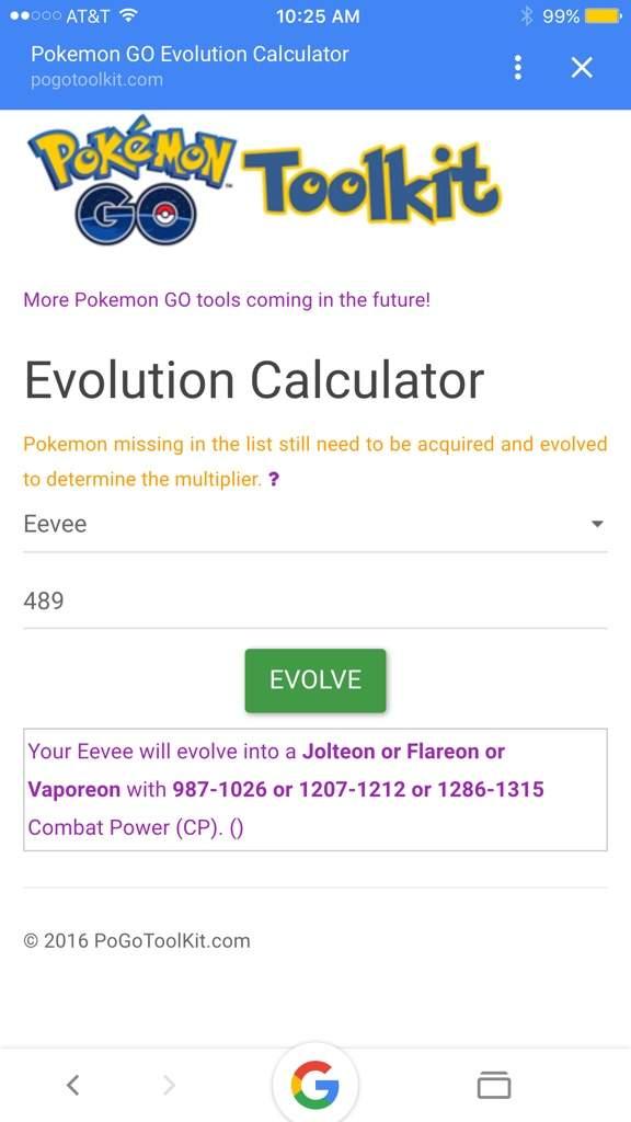 pokémon go cp evolution calculator pokemon go amino