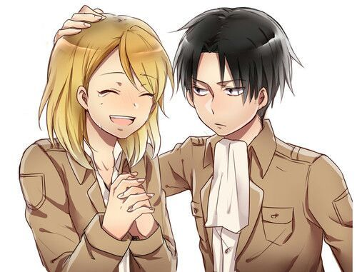 Is it possible that Levi and Petra really liked each other