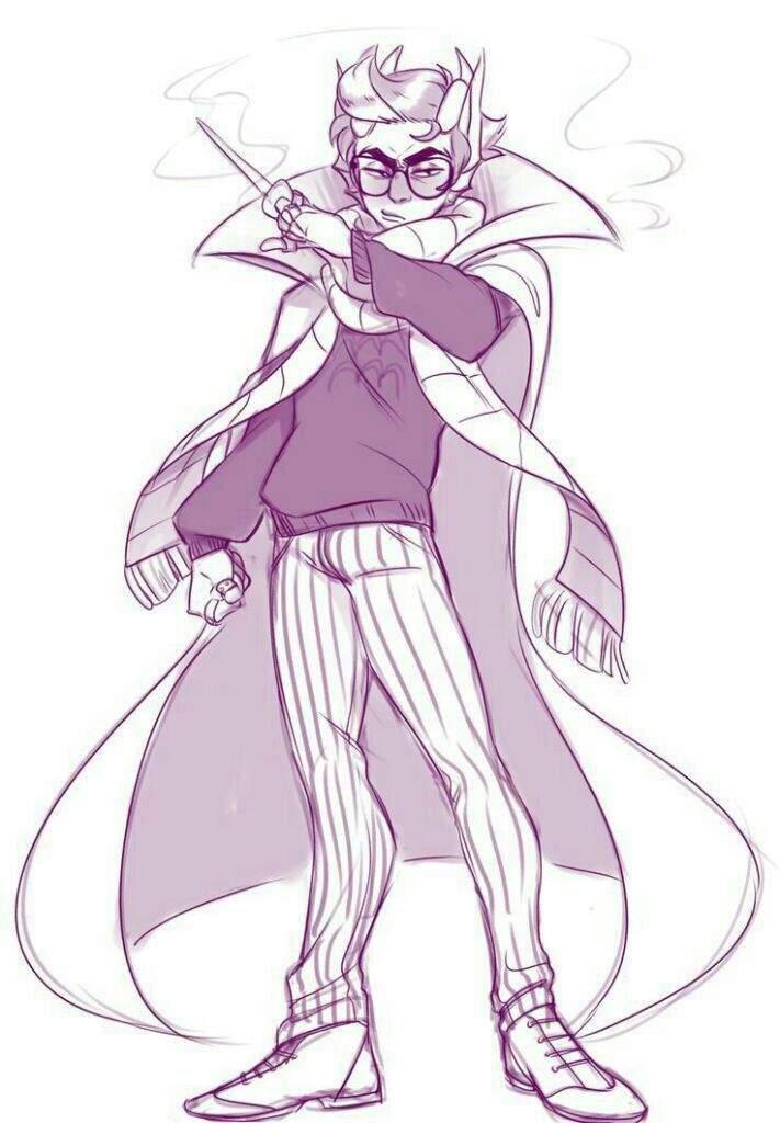 Eridan Is A Wizard Homestuck And Hiveswap Amino