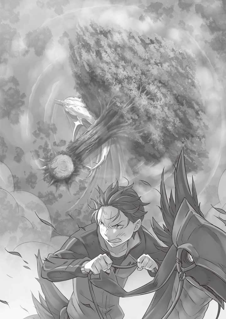 re zero light novel volume 4 pdf
