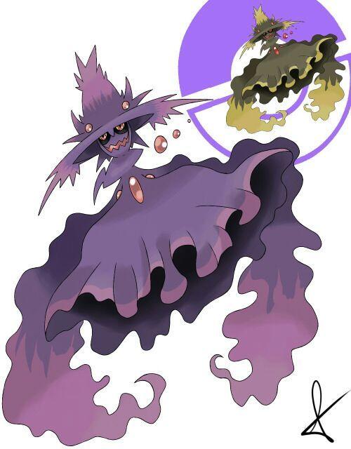Mega Mismagius Speculation Pokémon Amino