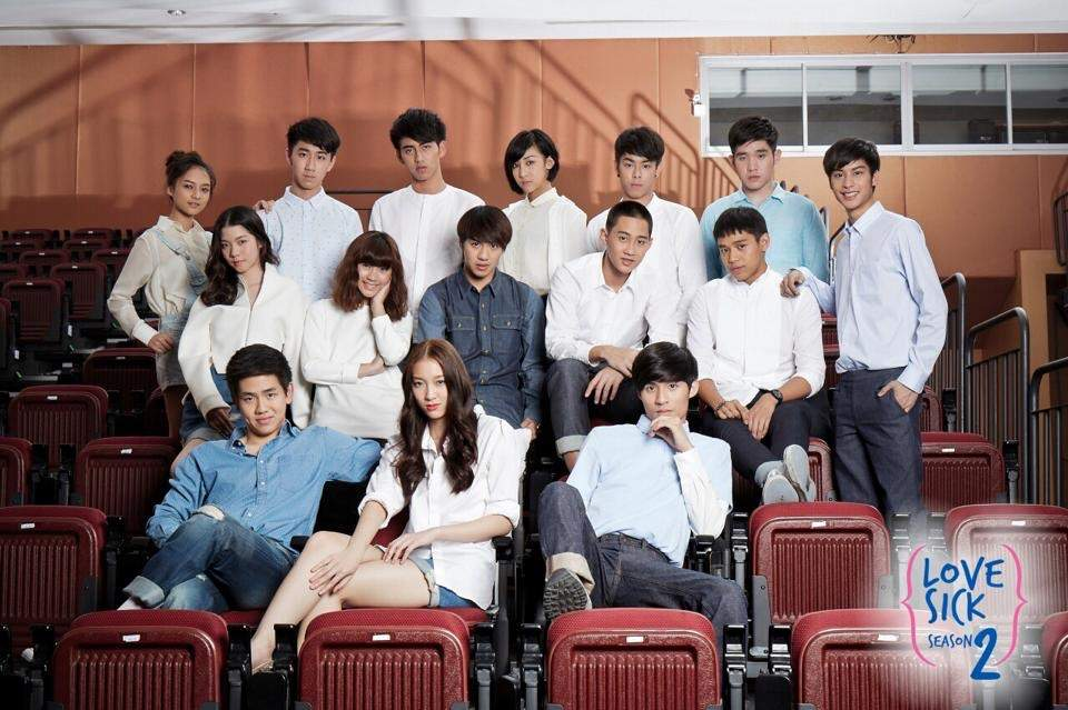 BL Review: Love Sick | K-Drama Amino