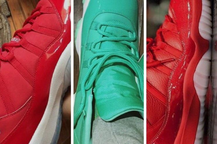 official photos c33b4 5c954 🔥 Which Air Jordan 11 PE Would You Rather See Release ...