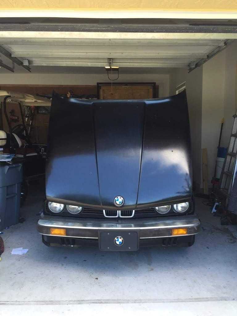 Project E30   Garage Amino