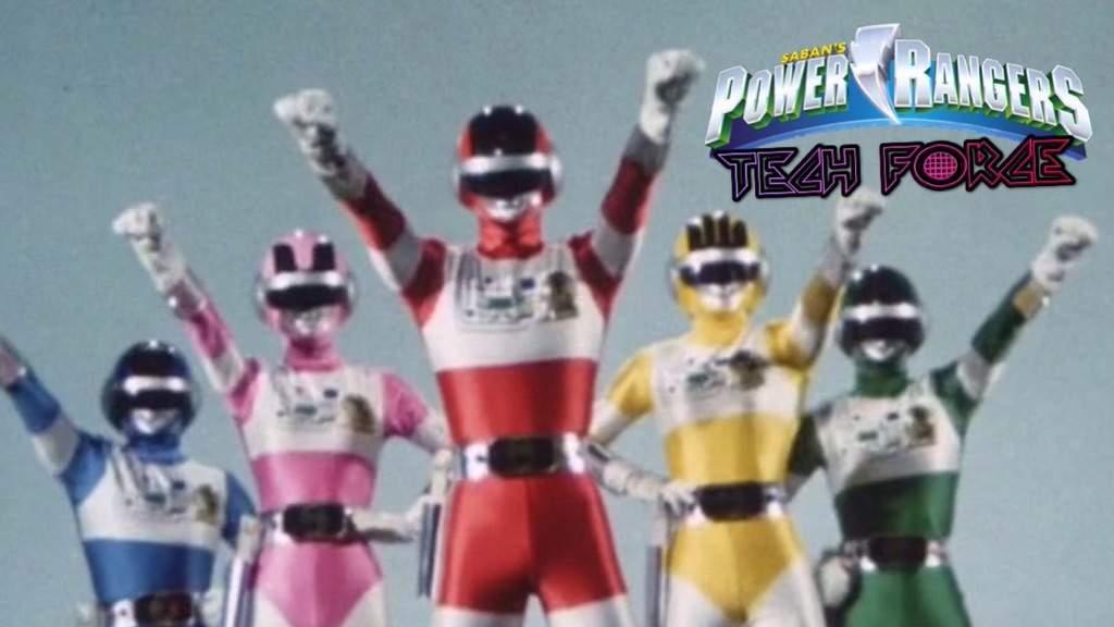 If Bioman were Adapted | Power Rangers World Amino