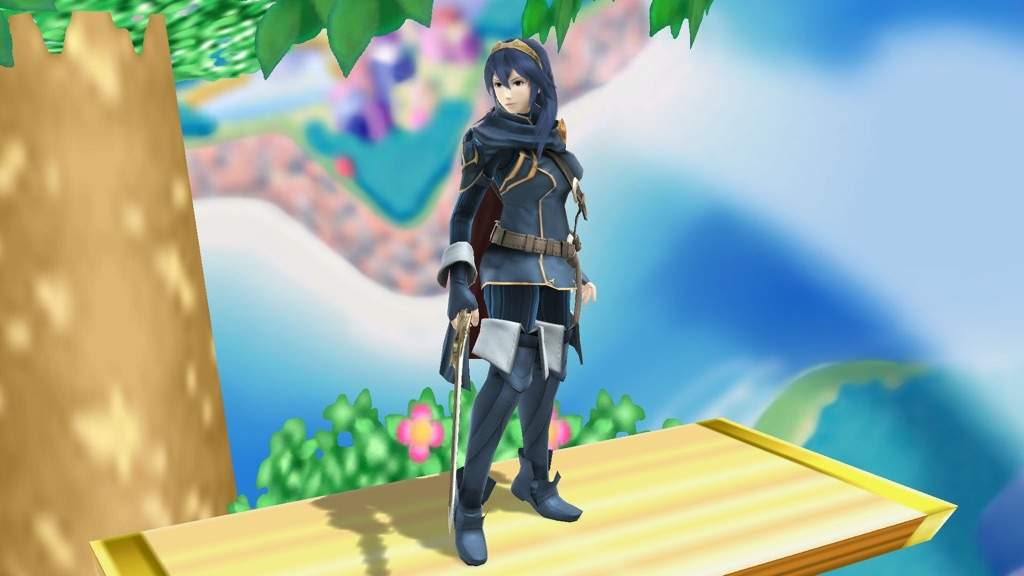 Sm4sh nude mods naked lucina showcase 1080p 60fps - 5 2