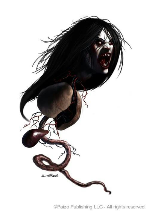The Krasue: a floating head | Horror Amino