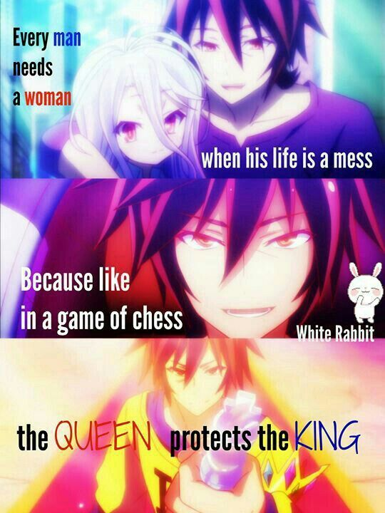 Best Quotes Ever No Game No Life Amino