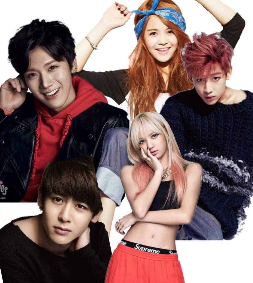 Thai Idols Taking Over Kpop K Pop Amino