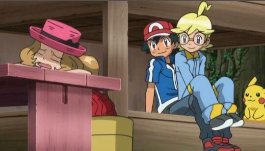 Pokemon ash porno gay