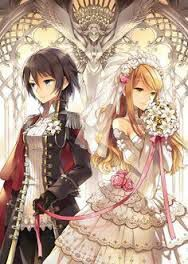 Victorian Anime Girl