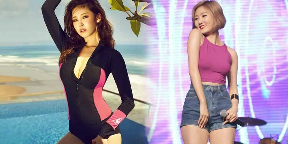 Female Idols With The Hottest Curviest Bodies In Korea K Pop Amino