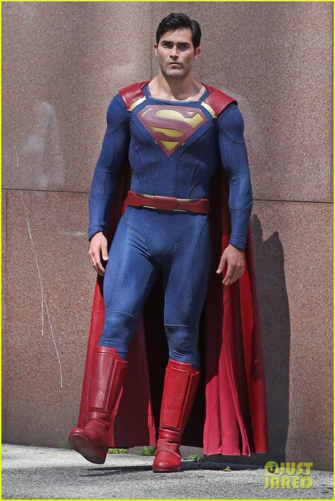 Supergirl Ass