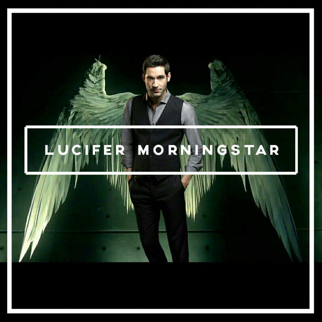 Lucifer With His Wings: Lucifer's Wings - Edit