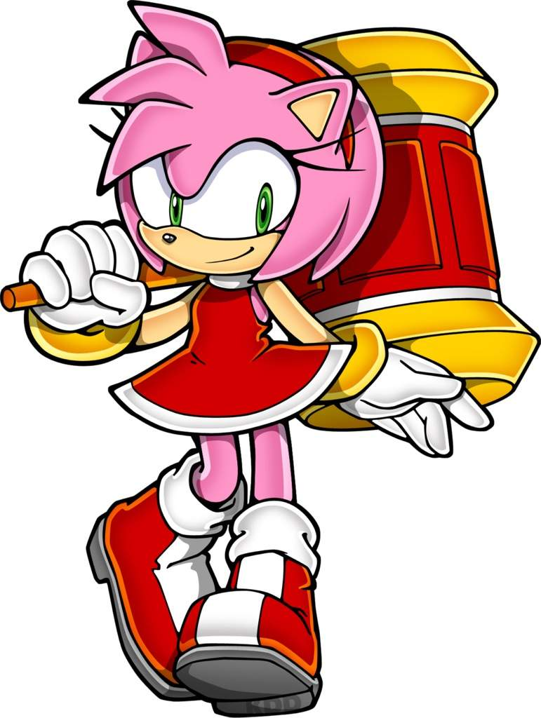 Amy Rose Trivia! | Sonic the Hedgehog! Amino