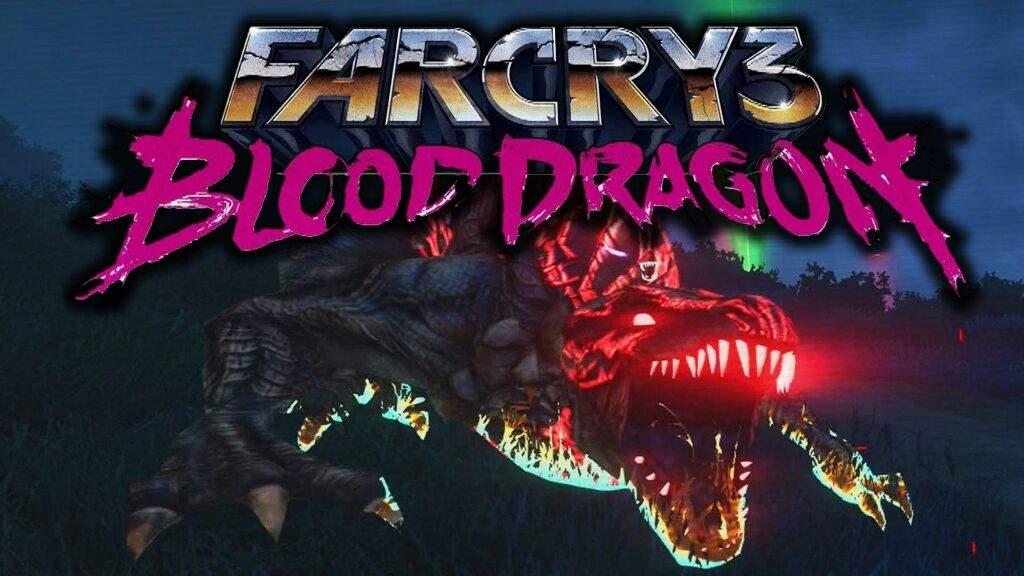 Far Cry 3 : Blood Dragon | Wiki | Far Cry Amino