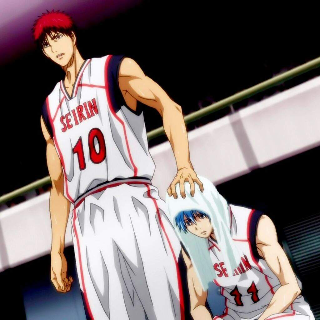 Anime Review- Kuroko no Basket (Season One) | Anime Amino