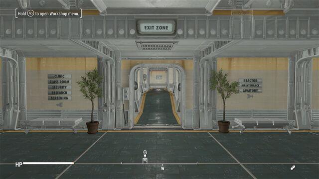 Vault 88, Entry/Atrium and Clinic  (Xbox1/Mods) | Fallout Amino